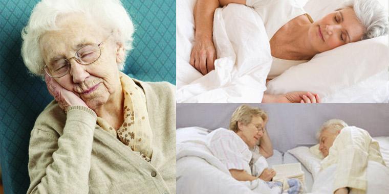 老人睡眠不好的调理方法